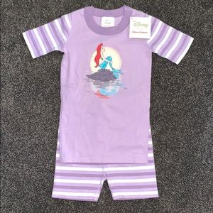 Disney Ariel Hanna Andersson Pajamas